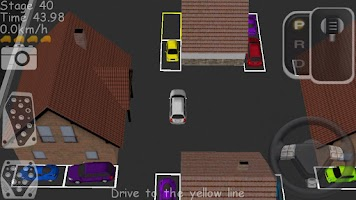 Screenshot of Dr. Parking 3D