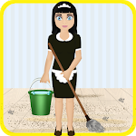 home cleaning games APK Image