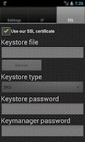 Screenshot of X11 Server Pro