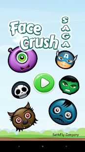 Face Crush Saga - screenshot