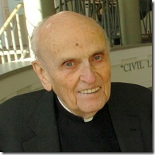 Father Robert Drinan, S.J. (+2007)