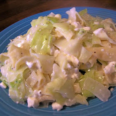 Polish Style Cabbage and Noodles