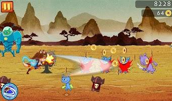 Screenshot of Asami: The Furry Samurai
