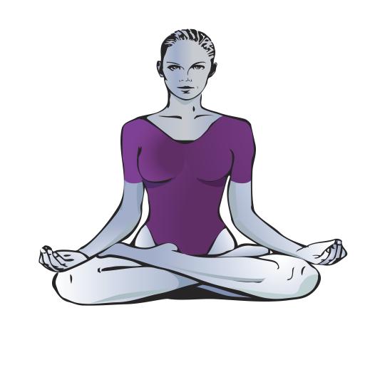 Yoga 4 Beginners LOGO-APP點子
