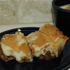 Pecan Cream Cheese Squares