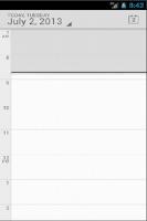 Screenshot of Hijri Calendar Widget