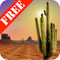 Desert Free Live Wallpaper icon