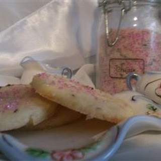 Lavender Butter Cookies Recipes