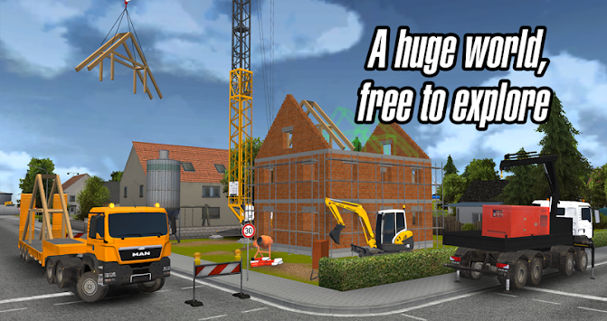 Construction Simulator 2014 APK screenshot thumbnail 15