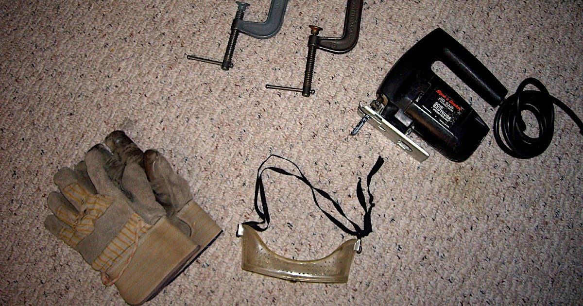 Stuff Maker Blog Cutting Steel With A Jig Saw Making A