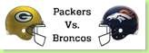 GreenBay VS Broncos