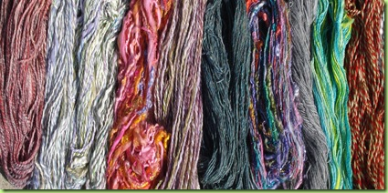 Handspun Yarn 084