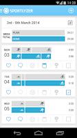 Screenshot of Sportlyzer GPS Sports Tracker