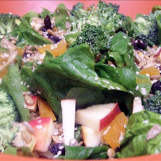 Fruit 'n' Veggie Salad