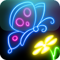 Glow Draw for Lollipop - Android 5.0