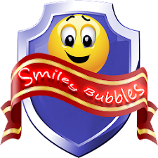 Smiley Bubbles Crash
