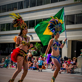 30th Annual Caribbean Arts Festival by Joseph Law - News & Events Entertainment ( parade, friendly, festival, celebration, in edmonton city, 30th annual, beautiful dancers, caribbean )