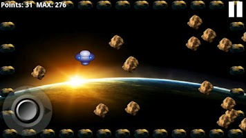 Screenshot of Asteroid Inferno