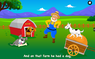 Screenshot of Old MacDonald had a Farm