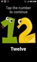 Screenshot of Learn Numbers - Number Teach