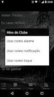 Screenshot of Fluminense-Músicas da Torcida