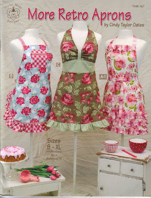 More Retro Aprons