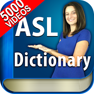 ASL Dictionary - Sign Language For PC / Windows 7/8/10 / Mac – Free Download