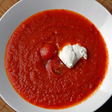 Dinner Tonight: Chile-Tomato Soup with Cumin and Cinnamon