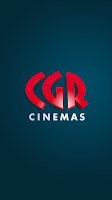 Screenshot of CGR Cinémas