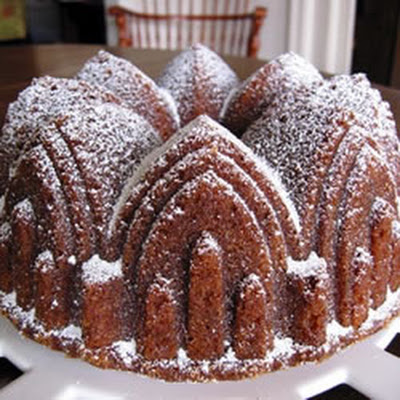 Barbara's Golden Pound Cake