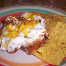 Easy Enchilada Casserole With Doritos