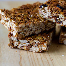 Crunchy, Good-for-You Granola Bars