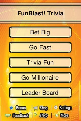 FunBlast Trivia Quiz