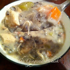Teal Lake Wild Rice Soup (Skyla Mann)