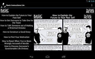 Screenshot of Basic Instructions Lite