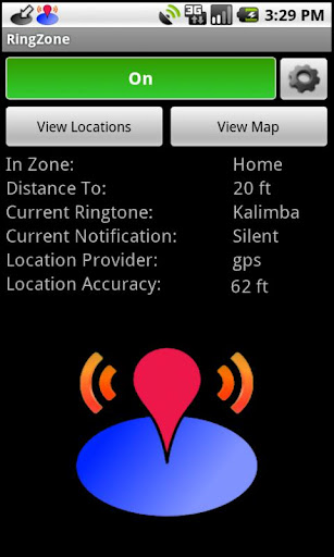 【免費生產應用App】RingZones-APP點子