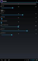 Screenshot of SpeedSim