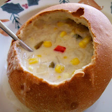 Old Mill Restaurant's Signature Corn Chowder