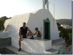 Patmos, Agia Paraskevi
