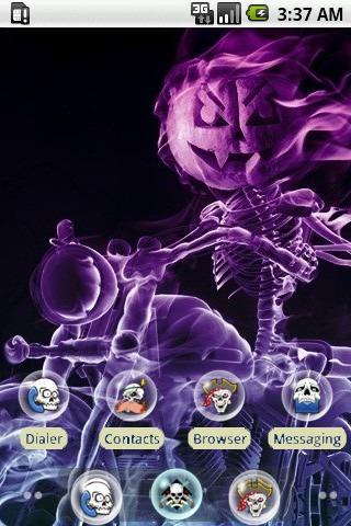 Cool Skeleton [SQTheme] ADW