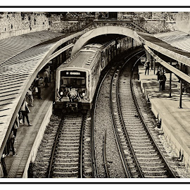 by Makis Aliferis - Transportation Trains