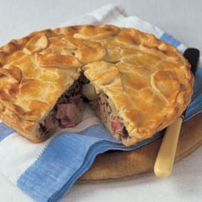 Picnic Pork Pie