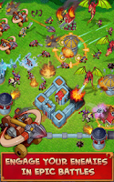 Screenshot of Battle Age: War of Kingdoms