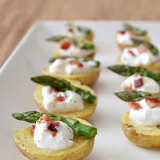 Baked Potato Bites