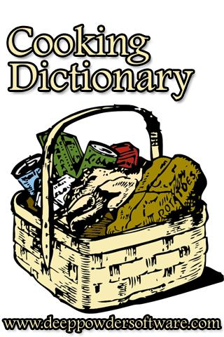 Chefs Dictionary