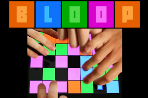 Screenshot of Bloop - Tabletop Finger Frenzy