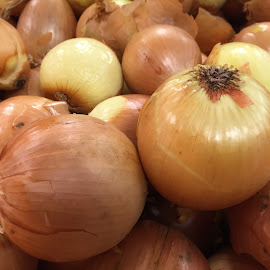 Onions by Laddawan Donohue - Food & Drink Fruits & Vegetables ( onions, vegetables )