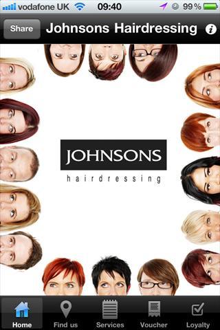 Johnsons Hairdressing