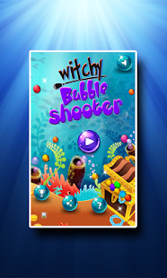 Witchy Bubble Shooter