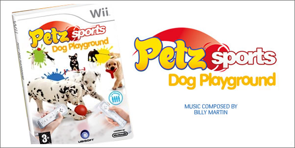 Composer Billy Martin to score Petz Sports for Wii
